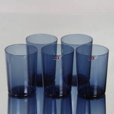 Iittala i-114 lasit, 20 cl, 5 kpl, suunnittelija Timo Sarpaneva, 20 cl