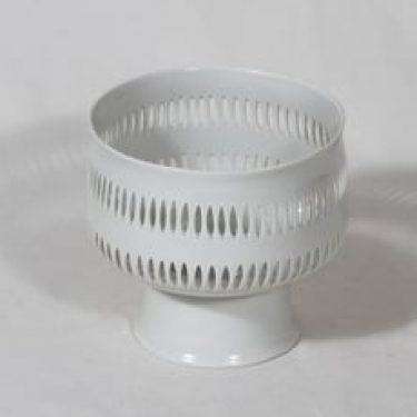 Arabia Riisi kynttilälyhty, valkoinen, suunnittelija ,