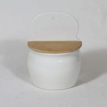 Arabia B jauhoastia, valkoinen, suunnittelija ,