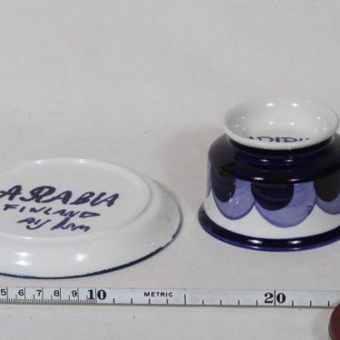 Arabia Paju teekuppi, 22.5 cl, suunnittelija Anja Jaatinen, 22.5 cl, käsinmaalattu, signeerattu kuva 2