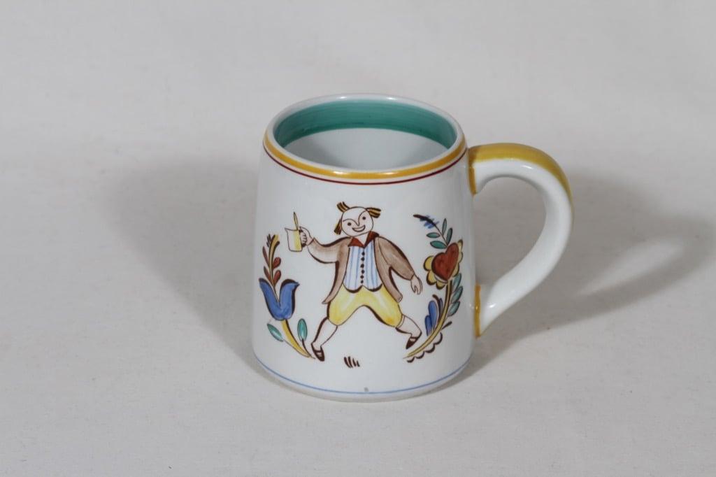 Arabia Talonpoika mug, 40 cl, designer Svea Granlund, hand-painted
