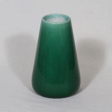 Arabia malli/model 210-3 maljakko, vihreä lasite, suunnittelija ,