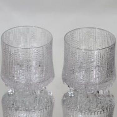 Iittala Ultima Thule lasit, 25 cl, 2 kpl, suunnittelija Tapio Wirkkala, 25 cl