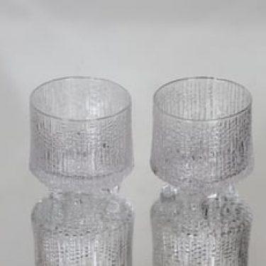 Iittala Ultima Thule lasit, 15 cl, 2 kpl, suunnittelija Tapio Wirkkala, 15 cl