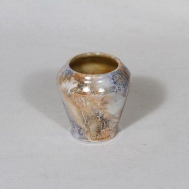 Arabia lysterikoriste maljakko, suunnittelija , pieni, loistomarmori