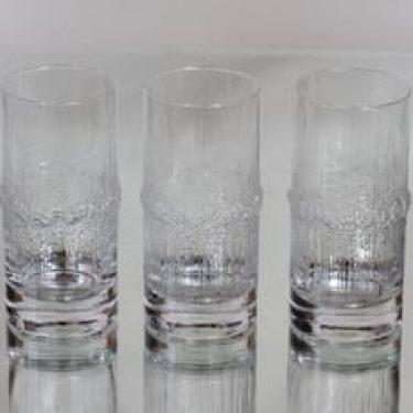 Iittala Niva lasit, 35 cl, 3 kpl, suunnittelija Tapio Wirkkala, 35 cl