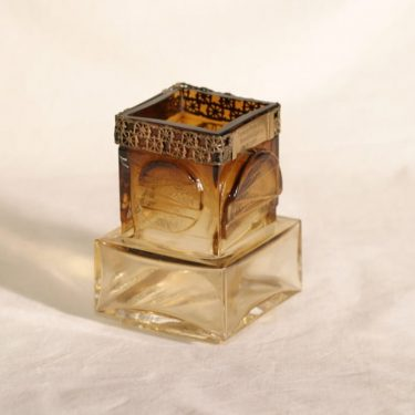Turun hopea|Kumela 1011/S vase, signed, designer Pentti Sarpaneva
