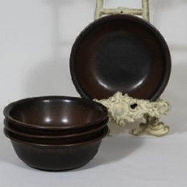 Arabia Ruska lautaset, syvä, 4 kpl, suunnittelija , syvä