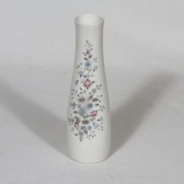 Arabia Fennica maljakko, käsinmaalattu, suunnittelija Esteri Tomula, käsinmaalattu, pieni, signeerattu