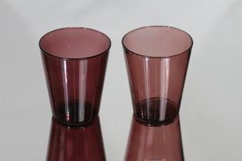 Nuutajärvi Viola lasit, 20 cl, 2 kpl, suunnittelija , 20 cl