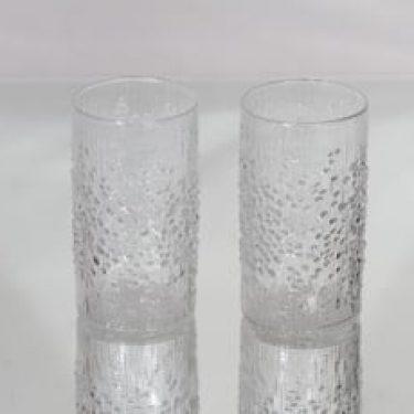 Iittala Hopla lasit, 30 cl, 2 kpl, suunnittelija tapio Wirkkala, 30 cl