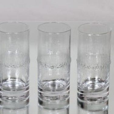 Iittala Niva lasit, 30 cl, 3 kpl, suunnittelija Tapio Wirkkala, 30 cl