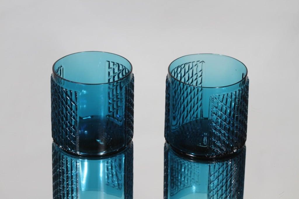 Riihimäen lasi Flindari lasit, 25 cl, 2 kpl, suunnittelija Nanny Still, 25 cl