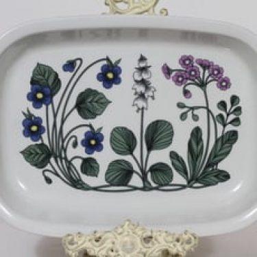Arabia Flora kulho, suunnittelija Esteri Tomula, suuri, serikuva