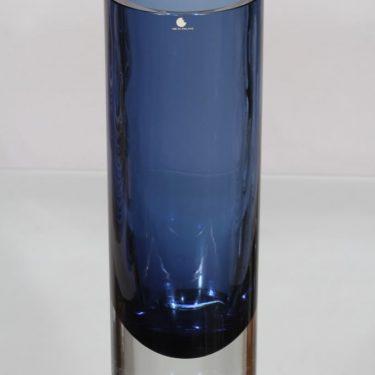 Iittala Lappi vase, signed, Erkki Vesanto