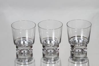 Iittala Future lasit, 20 cl, 3 kpl, suunnittelija Tapio Wirkkala, 20 cl