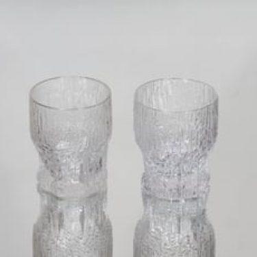 Iittala Aslak lasit 10 cl, kirkas, 2 kpl, suunnittelija Tapio Wirkkala,
