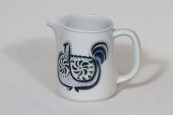 Arabia Lintu kaadin, 1 l, suunnittelija Birger Kaipiainen, 1 l, puhalluskoriste