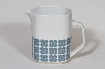 Arabia Veera kaadin, 1 l, suunnittelija Esteri Tomula, 1 l, serikuva, retro