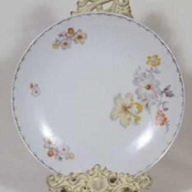 Arabia Loretta vati, suunnittelija Olga Osol, serikuva, kukka-aihe