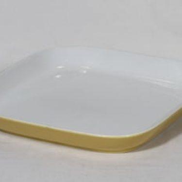 Arabia Soma vati, keltainen lasite, suunnittelija ,