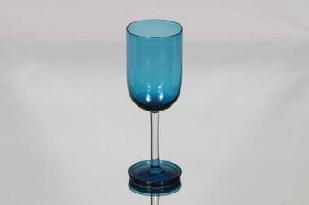 Riihimäen lasi Harlekiini mehulasi, 15 cl, suunnittelija Nanny Still, 15 cl, jalallinen