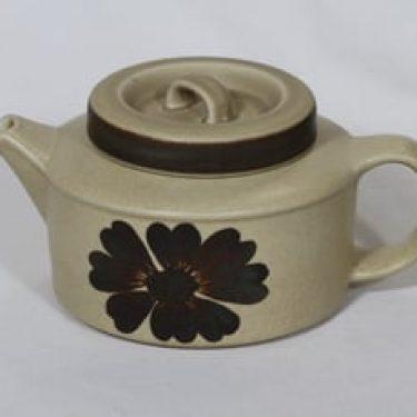 Arabia Tunturi teekaadit, 1.35 l, suunnittelija Olga Osol, 1.35 l, käsinmaalattu