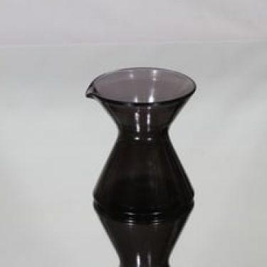 Riihimäen lasi Ametisti karahvi, violetti, suunnittelija Nanny Still, pieni