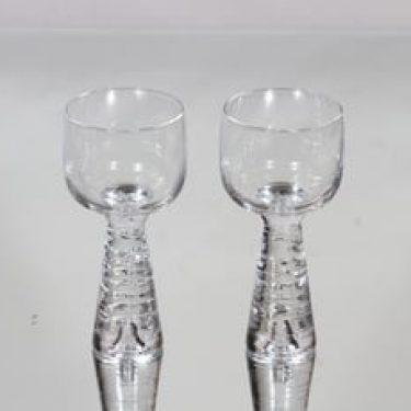 Iittala Arkipelago lasit, 10 cl, 2 kpl, suunnittelija Timo Sarpaneva, 10 cl, pieni