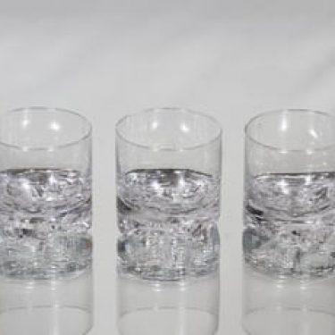 Iittala Gaissa lasit, 15 cl, 3 kpl, suunnittelija Tapio Wirkkala, 15 cl