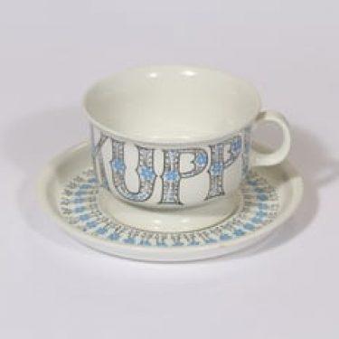 Arabia Äidinkuppi teekuppi, suunnittelija , serikuva