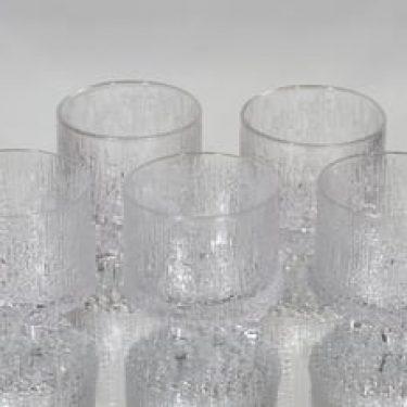 Iittala Ultima Thule lasit, 15 cl, 5 kpl, suunnittelija Tapio Wirkkala, 15 cl