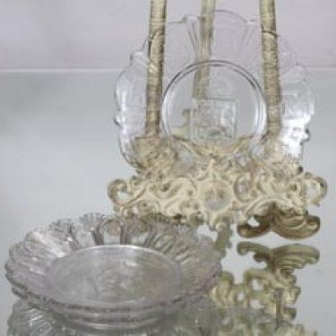 Iittala Suomi lautaset, 40 cl, suunnittelija Alfred Gustafsson, 40 cl, pieni