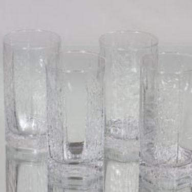 Iittala Kalinka lasit, 35 cl, 4 kpl, suunnittelija Timo Sarpaneva, 35 cl