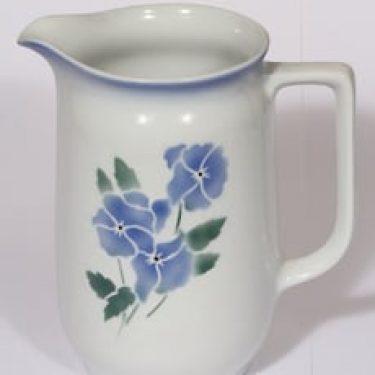 Arabia kukkakuvio kaadin, 1.5 l, suunnittelija , 1.5 l, suuri, puhalluskoriste, kukka-aihe