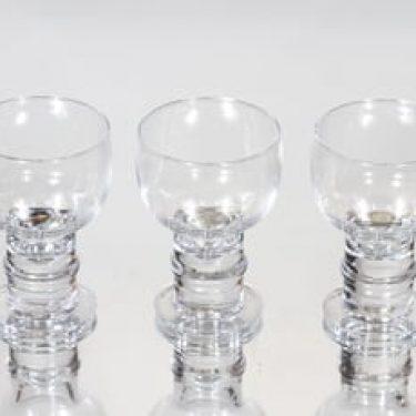 Iittala Herttua cocktail-lasit, 20 cl, 3 kpl, suunnittelija Heikki Orvola, 20 cl