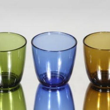 Iittala 4090 lasit, 20 cl, 3 kpl, suunnittelija Tapio Wirkkala, 20 cl
