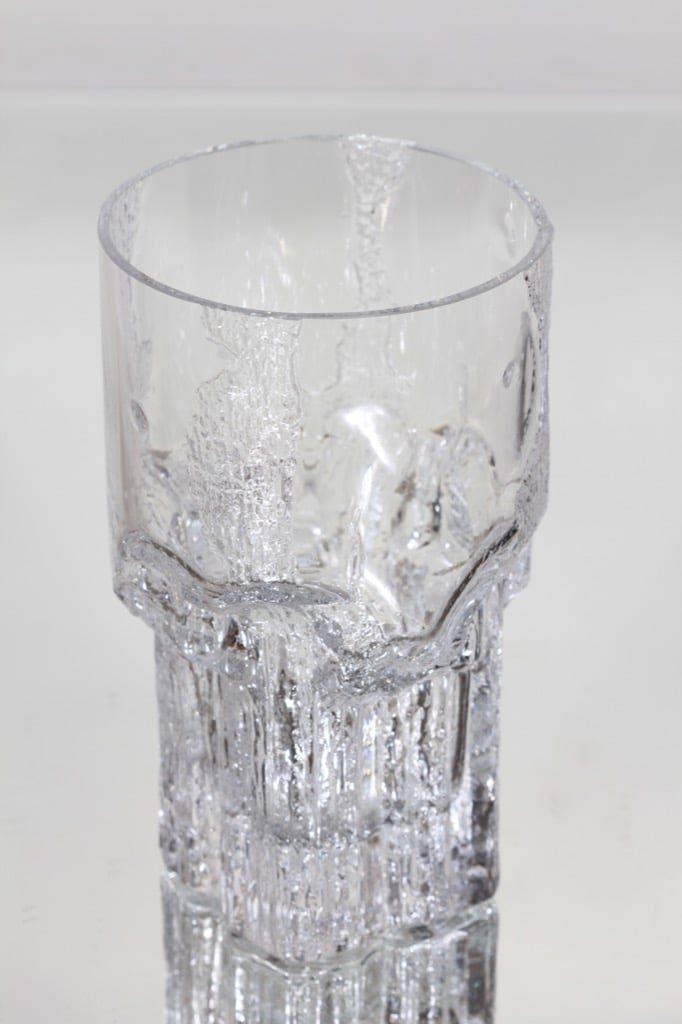 Iittala Minerva vase, signed, designer Tapio Wirkkala