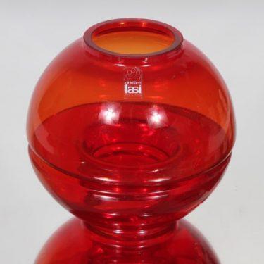 Riihimäen lasi Mars tuikkulyhty, pieni, suunnittelija Tamara Aladin, pieni