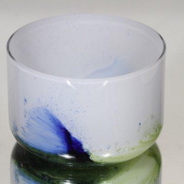Riihimäen lasi Koralli kulho, monivärinen, suunnittelija Tamara Aladin,