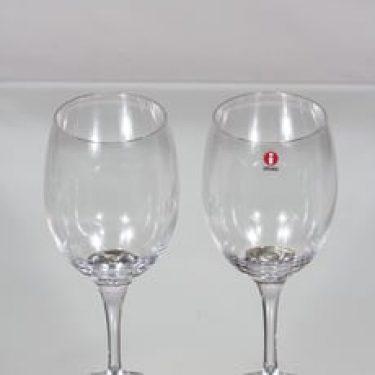 Iittala Kolibri viinilasit, 32 cl, 2 kpl, suunnittelija Timo Sarpaneva, 32 cl