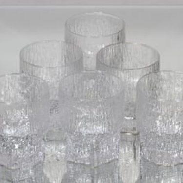 Iittala Aslak lasit, 23 cl, 6 kpl, suunnittelija Tapio Wirkkala, 23 cl