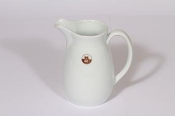 Arabia A kaadin, tilattu koriste, suunnittelija , tilattu koriste, painokoriste, 0.5 l