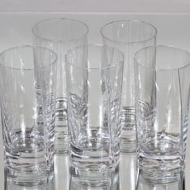 Iittala Viva lasit, 33 cl, 5 kpl, suunnittelija Tapio Wirkkala, 33 cl