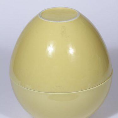 Arabia pinottavat kullhot, keltainen, 2 kpl, suunnittelija , suuri