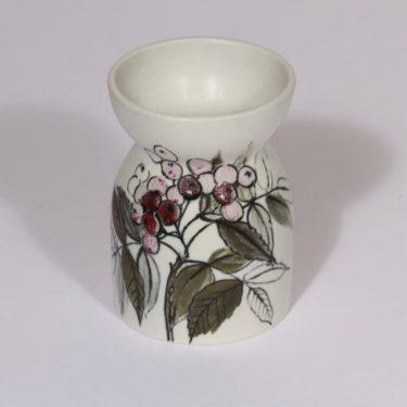 Arabia Kukka vase, hand-painted, Hilkka-Liisa Ahola