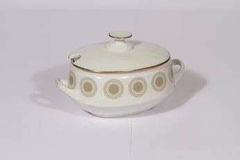 Arabia Bellis kastikekulho, suunnittelija Olga Osol, serikuva