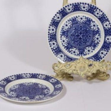 Arabia Ali lautaset, pieni, 2 kpl, suunnittelija , pieni, kuparipainokoriste