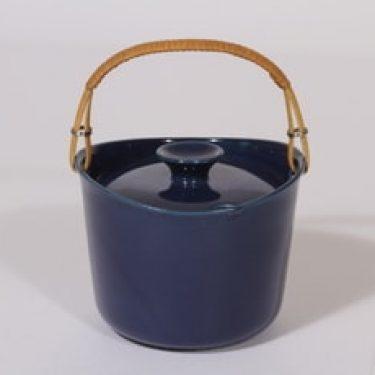 Arabia koristelematon marmeladirasia, rottinkikahva, suunnittelija , rottinkikahva, pieni, koristelematon