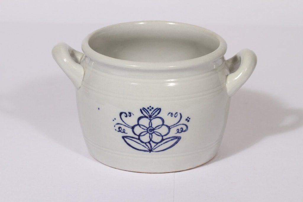 Arabia B 1 pot flower decoration, cobalt decoration, 1 l